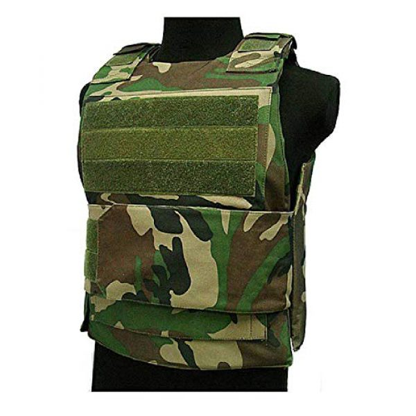 BGJ Airsoft Tactical Vest 1 Military Gear Tactical Vest Army Training Combat Men Plate Carrier Molle Vest Airsoft Paintball Body Armor Outdoor Hunting Vest