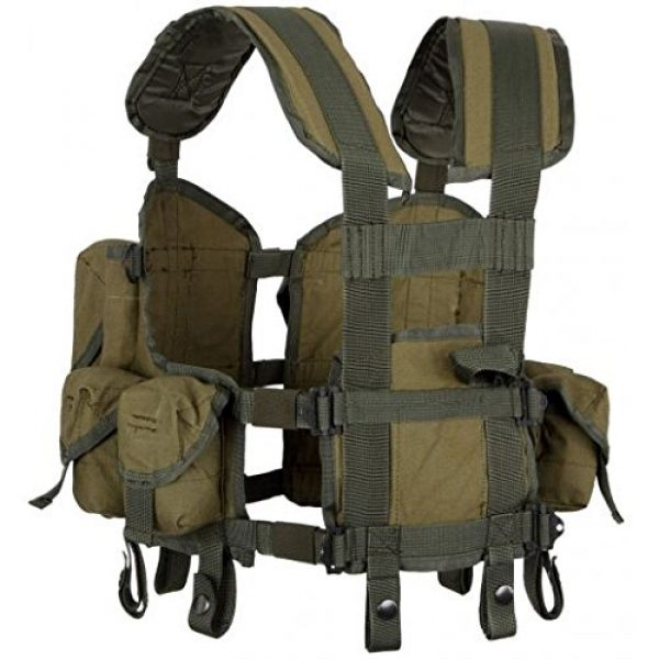 "NANA Airsoft Tactical Vest 2 NaNa Russian Military Vest Grad 2"" by ANA"