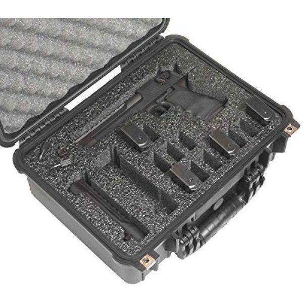 Case Club Pistol Case 1 Case Club Desert Eagle Fully Loaded Pre-Cut Waterproof Case