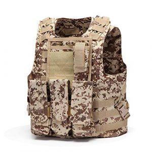 NEW VIEW Airsoft Tactical Vest 1 NEW VIEW Tactical Vests Amphibious Combat Vest