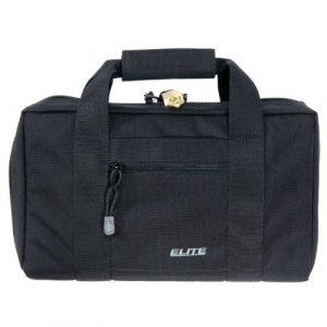 Elite Survival Systems Pistol Case 1 Elite Survival Deluxe Pistol Case, Black