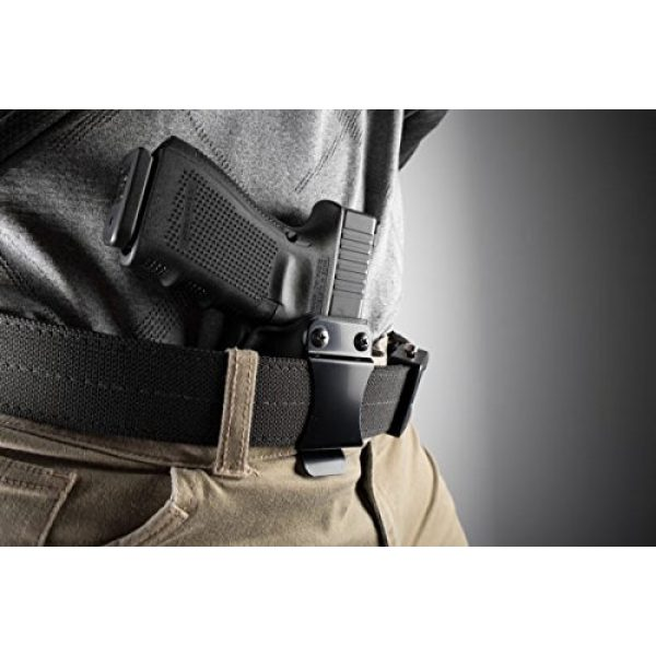 Blackpoint Tactical Airsoft Gun Holster 4 BLKPT Dual Point Aiwa For Gulch 43 Pistol Cases