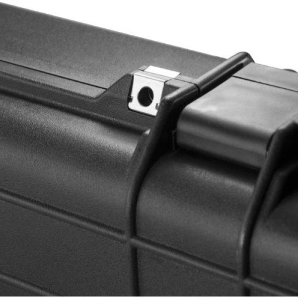BARSKA Rifle Case 7 BARSKA Loaded Gear Watertight Hard Rifle Case, 44-Inch