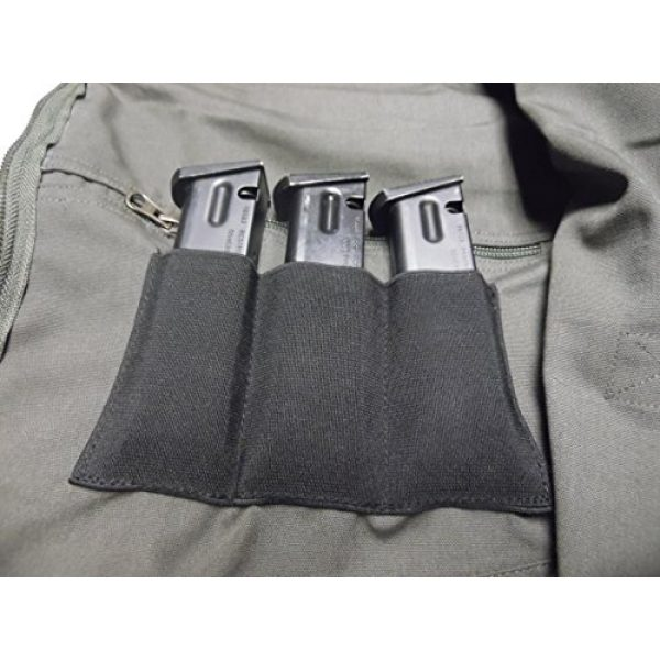 BLUE STONE SAFETY Airsoft Tactical Vest 5 Blue Stone Safety YKK Zippers Throughout Entire Concealment Vest