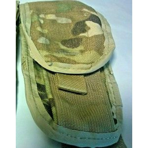 MILITARY Tactical Pouch 1 MILITARY Multicam Molle II Two Mag Pouch Rare