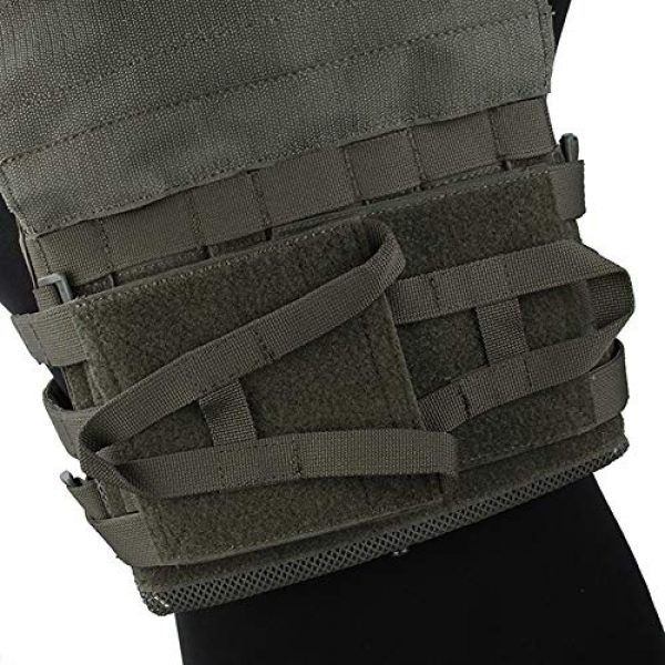 BGJ Airsoft Tactical Vest 3 TMC Tactical Vest Jump Plate Carrier JPC 2.0 Maritime Ver Ranger Green MOLLE Body Armor Molle Vest Hunting Airsoft Tactical Gear