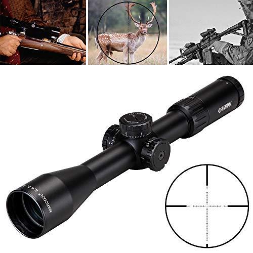 Marcool  2 Marcool ALT HD 4.5-18X44 SFL Iluminator Tactical Long Range Military Surplus Rifle Scope Optics Optical Scope for Hunting