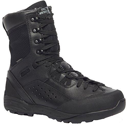 "Belleville Tactical Research TR Combat Boot 1 Belleville Tactical Research TR QRF Alpha B9WP 9"" Waterproof Boot - Black"