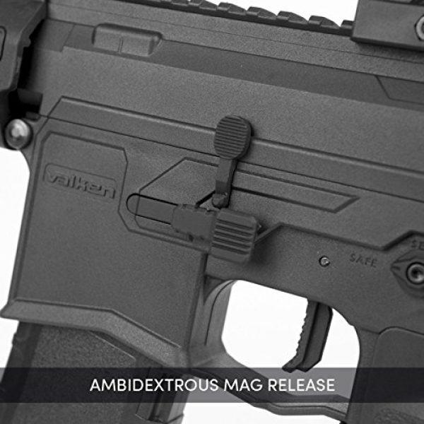 Valken Airsoft Rifle 5 Valken ASL MOD-M AEG M4 6mm Airsoft Rifle - Black
