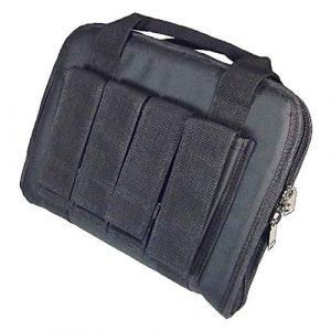 Nexpak Pistol Case 1 Nexpak USA 12 inch Soft Pistol Case SRB201