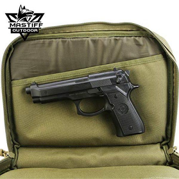 Mastiff Outdoor Pistol Case 7 Mastiff Outdoor Tactical Pistol Case Handgun Bag Hunting Shooting Range Magazine Pouch