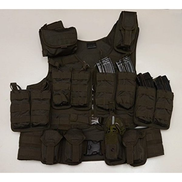 """Azimut SS Airsoft Tactical Vest 4 Russian Military Vest """"Tank TU"""" by Azimut SS"""