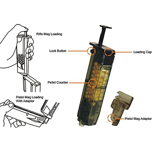 UTG  2 UTG Sport Speedloader Complete w/ Pistol Magazine Adaptor