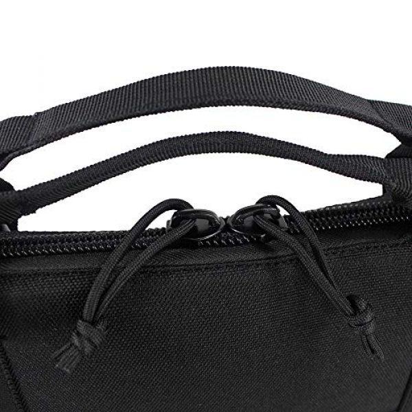 Depring Pistol Case 6 Depring Attache Pistol Case Tactical Padded Handgun Rug Shooting Range Gun Bag