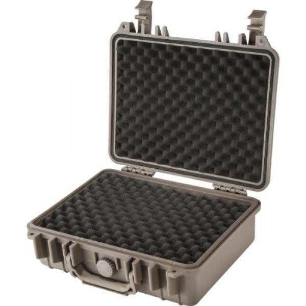BARSKA Pistol Case 1 Barska Loaded Gear HD-200 Dark Earth Hard Case