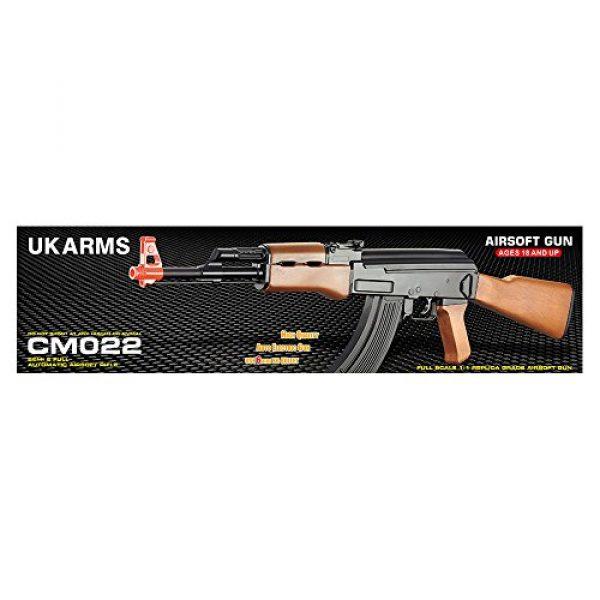 CYMA Airsoft Rifle 2 CYMA AEG Plastic Gear AK-47 Airsoft Gun