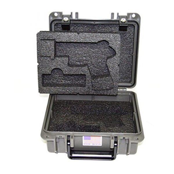 Quick Fire Cases Pistol Case 1 Quick Fire Cases QF340 MultiFit Pistol Case