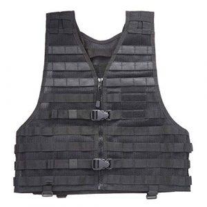 5.11 Airsoft Tactical Vest 1 5.11 LBE Vest Black, Regular