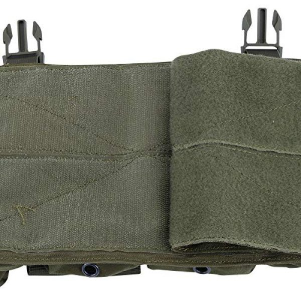 Tactical Area Airsoft Tactical Vest 5 CS Vest Multi-Functional Tactical Vest Breathable and Quick Release Lightweight Vest