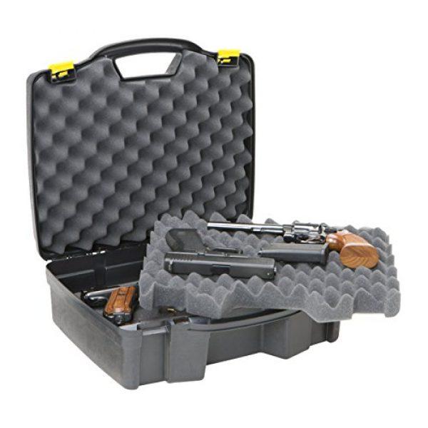 Plano Pistol Case 1 Plano 1404 Protector Series Four Pistol Case, X-Large, Black