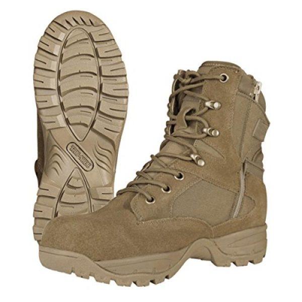 """Tru-Spec Combat Boot 1 Mens Tactical Assault 9"""" Side Zip Boot"""