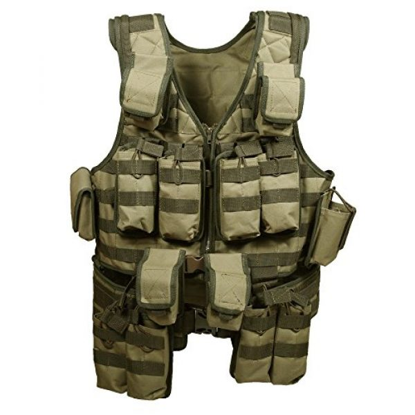 """Azimut SS Airsoft Tactical Vest 2 Russian Military Vest """"Tank TU"""" by Azimut SS"""