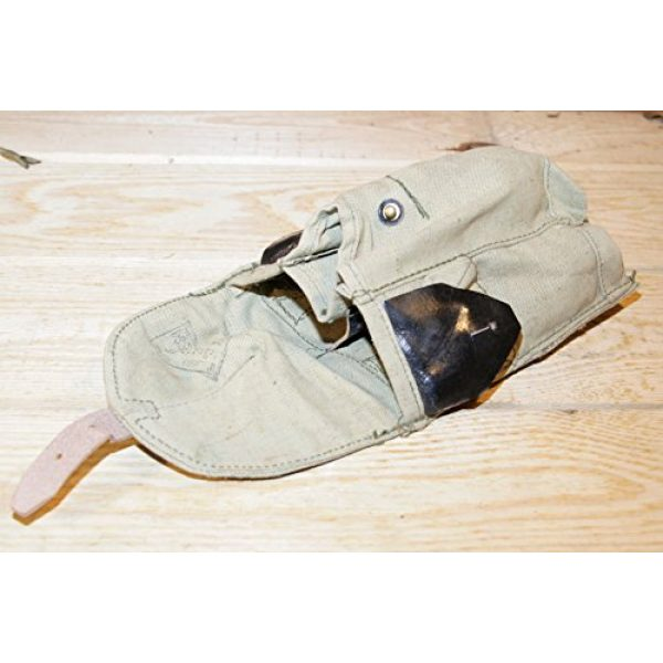 AK Tactical AK Magazine Pouch 5 Made in USSR 3x magazines canvas pouch holster For AK - Kalashnikov rifle and other
