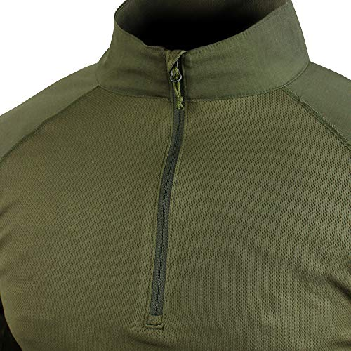 Condor Tactical Shirt 2 Condor Outdoor Combat Shirt (Tan, Medium)