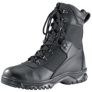 Army Universe Combat Boot 1 Forced Entry Black Tactical Boots, Black,