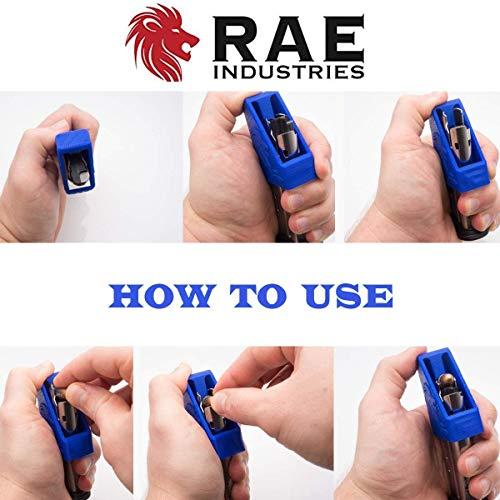 RAE Industries  4 RAEIND Magazine Speedloaders for Beretta Kimber EVO SP 9mm
