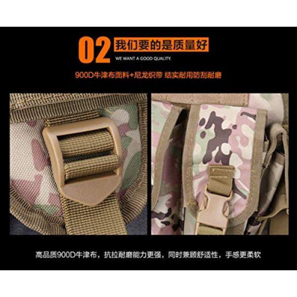 HAOYUN Airsoft Tactical Vest 7 HAOYUN CQB Modular Protective Tactical Vest 97 Seal Water Bag Tactical Vest