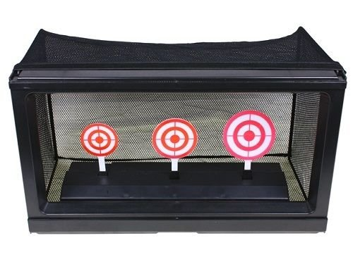 Prima USA Airsoft Auto Return Target 1 Multi-Function Automatic Auto Return Airsoft Target with BB Trap