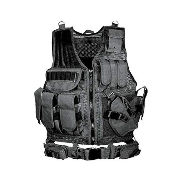 BGJ Airsoft Tactical Vest 3 BGJ Tactical Vest Airsoft Paintball Vests Molle Combat Assault Men Army CS Hunting Vest Camping Hiking Accessories