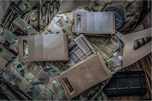 TMC  6 TMC Nylon Magazine Pouch Insert Set (CB) for Tactical Airsoft Hunting Game