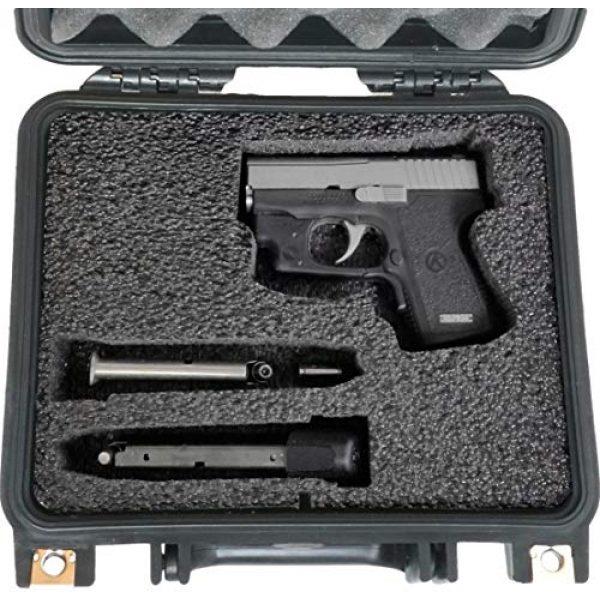 Case Club Pistol Case 3 Case Club Single Pistol Pre-Cut Waterproof Case (Gen 2)
