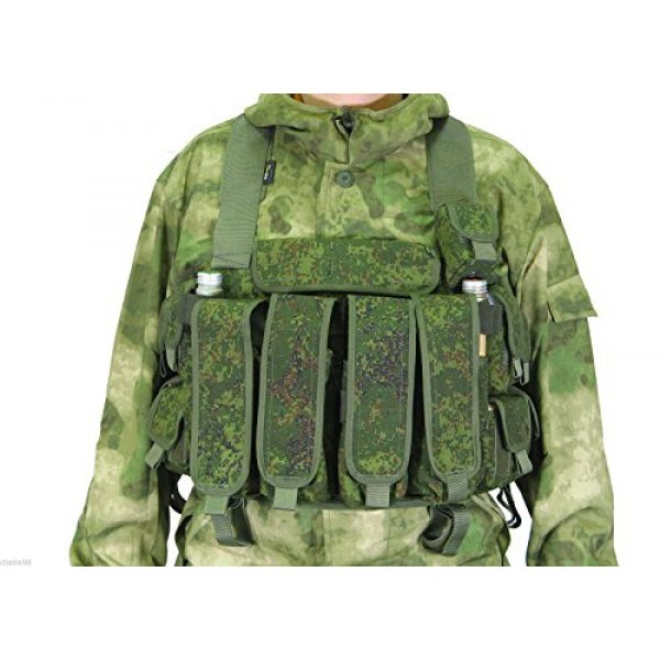 "Splav Airsoft Tactical Vest 4 Russian Military Vest ""Pioneer"" M23 by Splav"