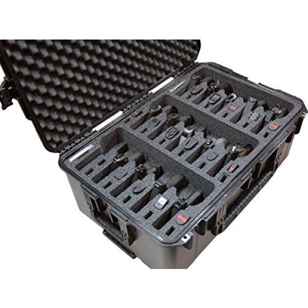 Case Club Pistol Case 1 Case Club Waterproof 15 Pistol Case with Silica Gel