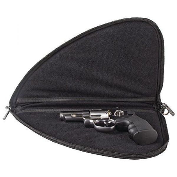 Maxam Pistol Case 2 Maxam Swamper Camo Pistol Rug, Large