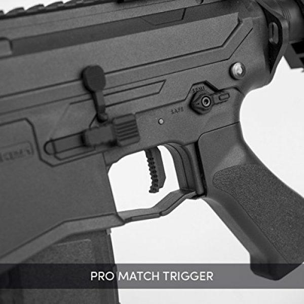 Valken Airsoft Rifle 4 Valken ASL MOD-M AEG M4 6mm Airsoft Rifle - Black