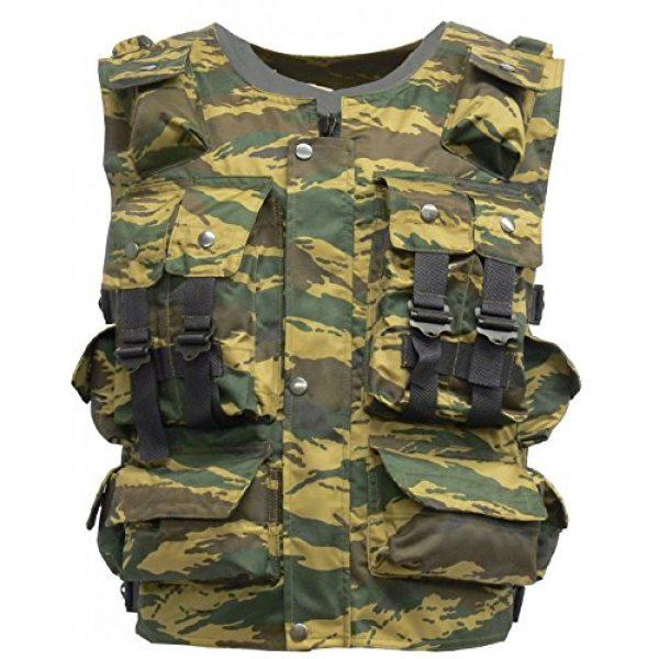 NANA Airsoft Tactical Vest 1 NaNa Russian Military V-95 Assault Vest by ANA