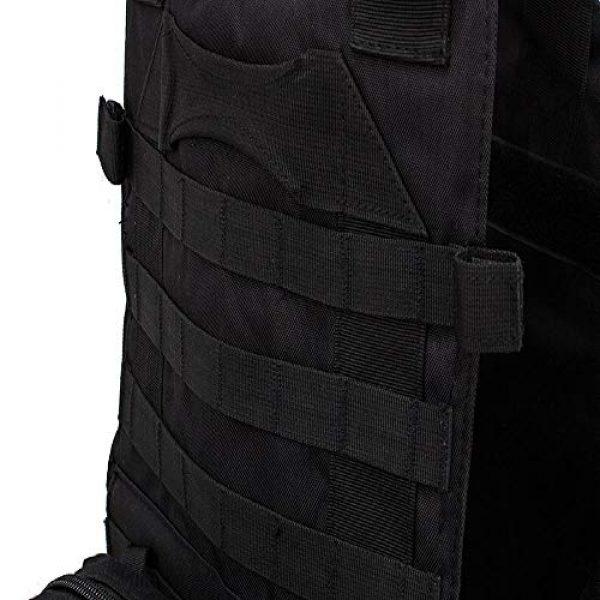 BGJ Airsoft Tactical Vest 4 Hunting Airsoft Multicam Molle Nylon Modular Vest Tactical Combat Black Vests Outdoor 6094 Vests Military Men Clothes Army Vest