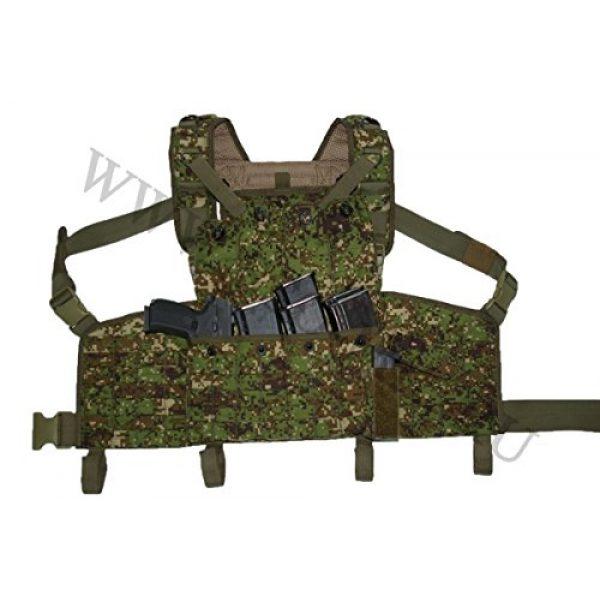 SSO/SPOSN Airsoft Tactical Vest 4 SSO/SPOSN Russian Military Chest Rig Legat M.O.L.L.E