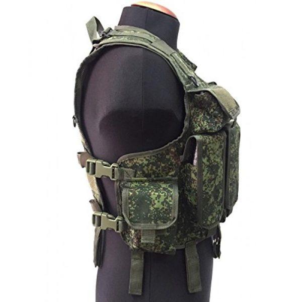 "NANA Airsoft Tactical Vest 2 NaNa Russian Military Vest Gorod 2"" by ANA"