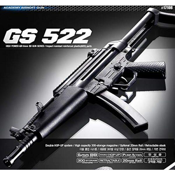 K-Crew Airsoft Rifle 2 K-Crew Academy GS 522 Air Gun Airsoft Gun Rifle #17108