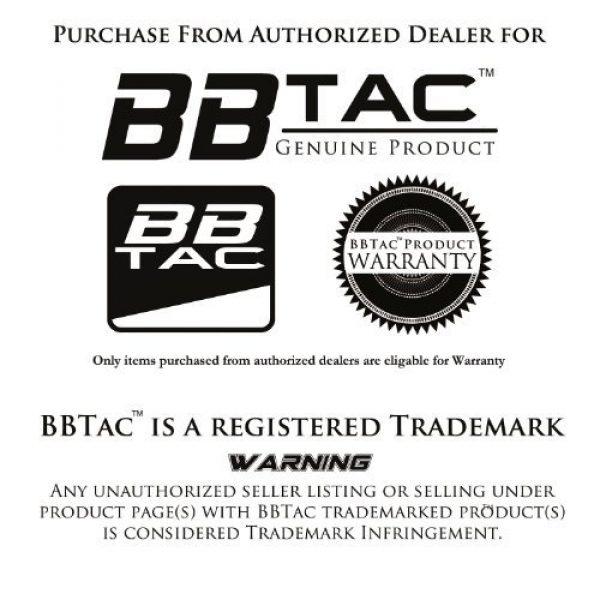 BBTac Airsoft BB 2 BBTac 1000 Bag .12g 6mm BBs for Airsoft Guns