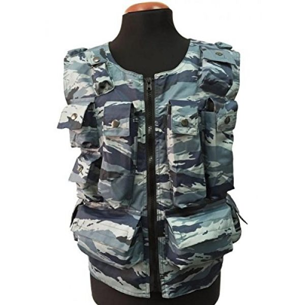 NANA Airsoft Tactical Vest 1 NaNa Russian Military Assault Vest V V 1 in Camo by ANA