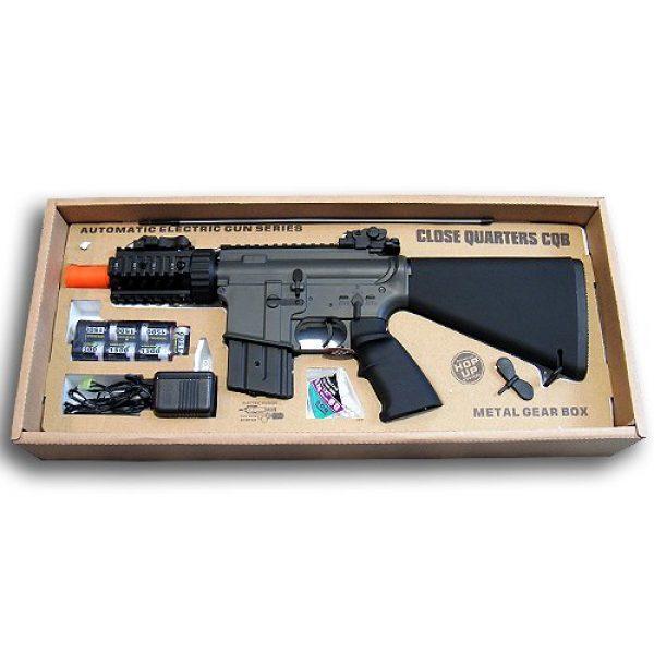 Jing Gong (JG) Airsoft Rifle 3 JG Model4-CQB Stubby Killer airsoft gun