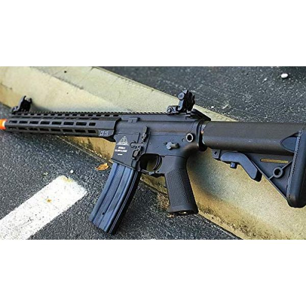 Adaptive Armament Airsoft Rifle 3 Adaptive Armament Scout (Including Battery & Charger)