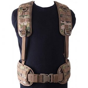 NANA Airsoft Tactical Vest 2 NaNa Russian Military Belt System M3 by ANA