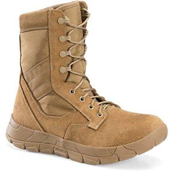Corcoran Combat Boot 1 CV1600 8 Inch Tactical Boots - Coyote - Men's OCP Boots